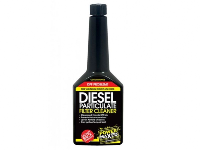 Power Maxed Diesel Particuate Filter Cleaner DPF